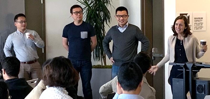 China Data Lab's first data analytics boot camp